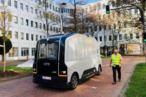 Autonomiczne pojazdy ruszyły na testy w Monachium