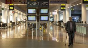 Przez strajk bagażowych odwołano w Brukseli 184 loty