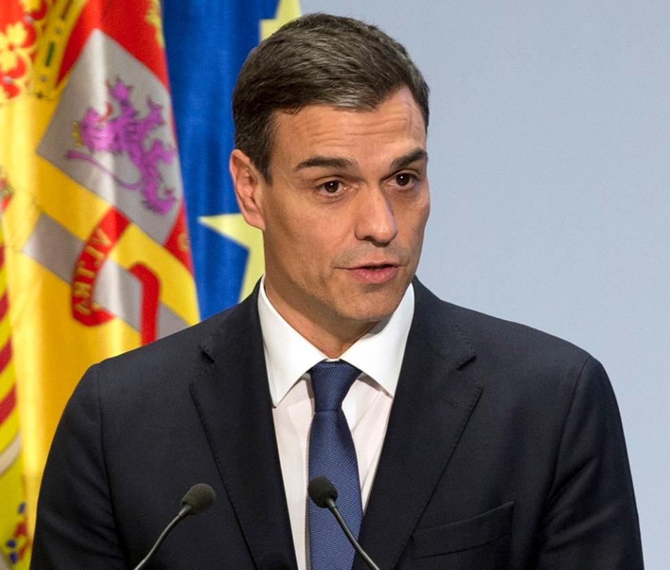 Premier Hiszpanii Pedro Sánchez (fot. wikimedia.org/CC)