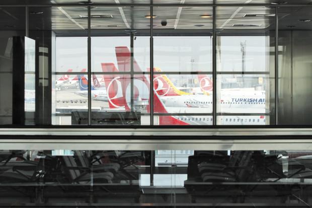 Prezydent Turcji otworzył nowe lotnisko gigant w Stambule
