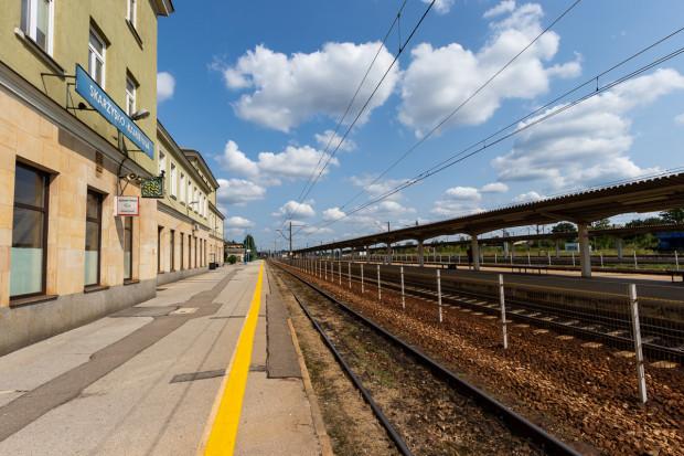 PKP PLK mają dwie oferty na stację Skarżysko-Kamienna