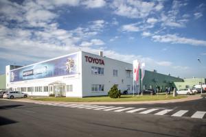 Fabryka Toyoty w Wałbrzychu (fot. mat. pras.)