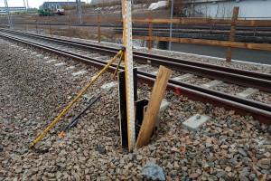 PKP PLK przywrócą przejezdność kluczowej linii kolejowej dopiero jesienią