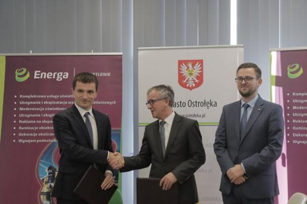 Grupa Energa zmodernizuje oświetlenie przejść dla pieszych w Ostrołęce