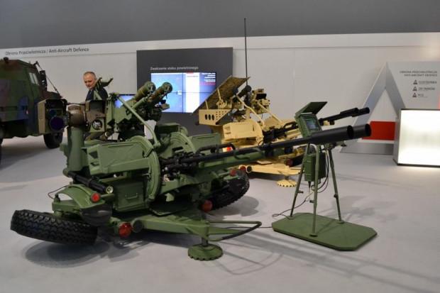 MON kupi sześć baterii zestawów artyleryjsko-rakietowych Pilica