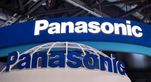Zyski operacyjne Panasonica spadły niemal o połowę
