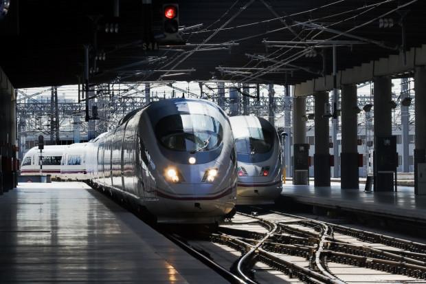 Strajk kolejarzy doprowadził do odwołania ponad 300 pociągów
