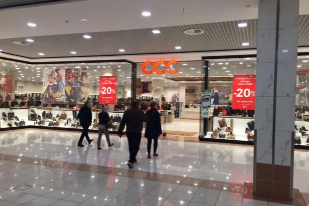 Przychody ze sprzedaży grupy CCC coraz wyższe