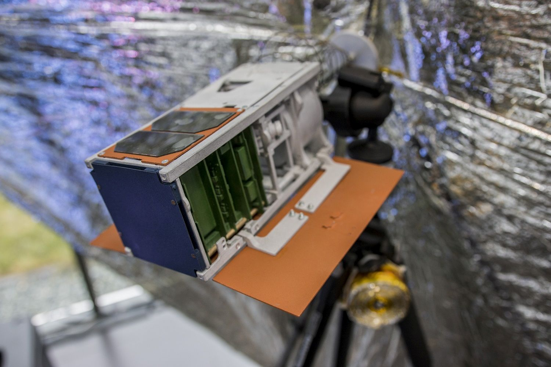 Satelita PW-Sat2 (fot. mat. pras.)