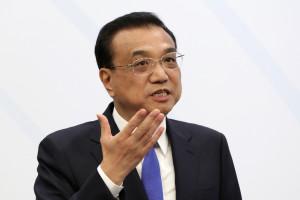 Premier Chin spotkał się z szefami globalnych instytucji finansowych