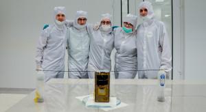 Rakieta Elona Muska wyniesie na orbitę satelitę studentów z Politechniki Warszawskiej