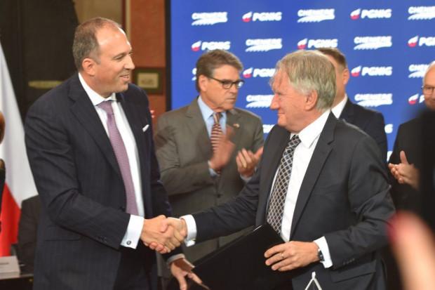 PGNiG ma nową umowę na dostawy gazu LNG z USA