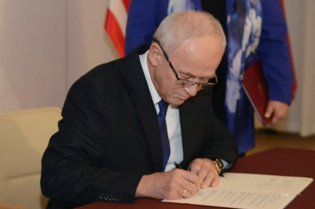 Polska i USA podpisały deklarację o współpracy w zakresie bezpieczeństwa energetycznego