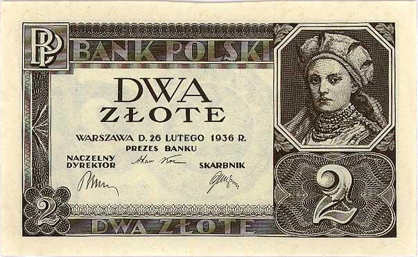 Jednym z kluczowych zadań dla odrodzonego państwa było poradzenie sobie z hiperinflacją. Tak narodziła się złotówka. Fot. domena publiczna.