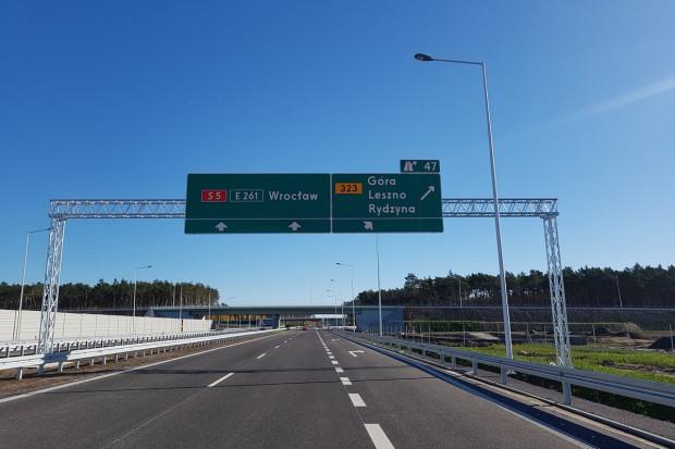 Kierowcy pojadą nową drogą ekspresową S5 w Wielkopolsce