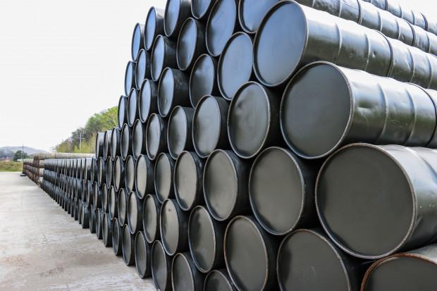 Ropa naftowa notuje najdłuższy spadek cen w historii