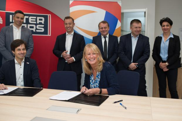 Total rozszerza współpracę z polską firmą na Europę Centralną