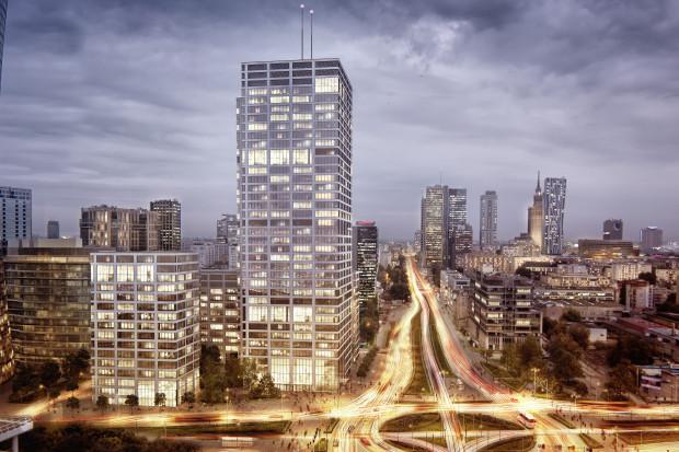 Skanska rusza z budową wieżowca w Warszawie