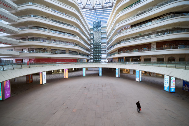 22 proc. mieszkań w chińskich miastach jest pustych