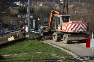 PKP PLK ruszają z nowymi modernizacjami przejazdów kolejowych