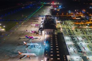 Od ponad dwóch lat nieprzerwanie rośnie ruch na katowickim lotnisku