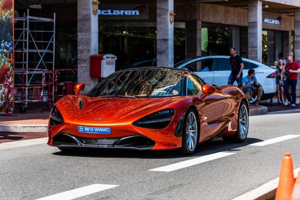 McLaren otwiera na północy Anglii nową fabrykę