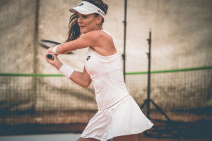 Co dalej ze sponsorowaniem najlepszej polskiej tenisistki przez Lotos?