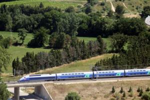 Pojadą pociągiem 320 km/h