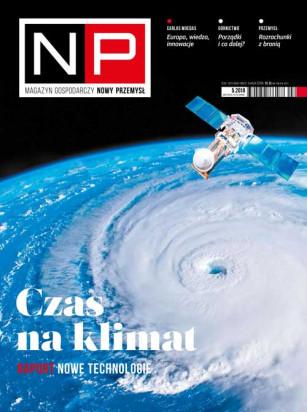 Magazyn Gospodarczy Nowy Przemysł 5/2018