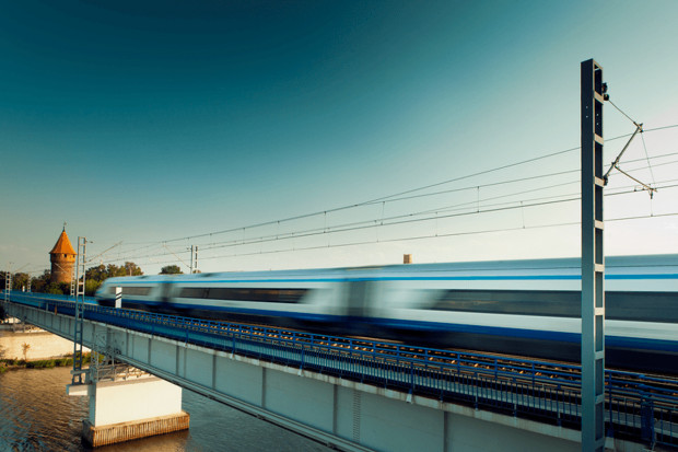 Kolej dużych prędkości połączy Wrocław z Warszawą do 2035 roku