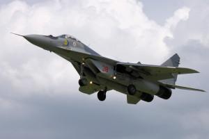 Loty myśliwców MiG-29 wstrzymane
