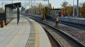 PKP PLK modernizują  kolejne stacje kolejowe i budują nowe. Właśnie ruszyły prace na jednej z inwestycji