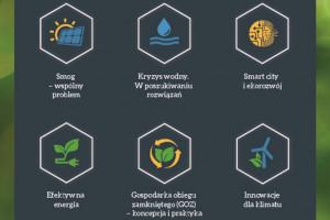 Innowacje z branżyochrony środowiska i zrównoważonego rozwoju poszukiwane