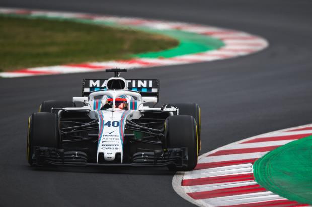 Dzięki Orlenowi Robert Kubica może wrócić do ścigania w Formule 1