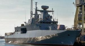 W Gdańsku zwodowano kadłub holownika dla wojska