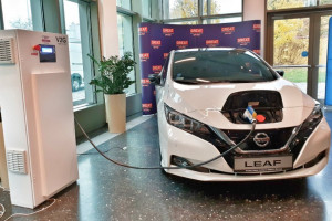 Polska z Wielką Brytanią chcą razem promować elektromobilność