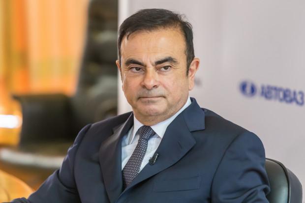 Prezes Renault-Nissan-Mitsubishi posiedzi dłużej w areszcie