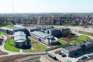 To pierwszy od 80 lat nowy obiekt tego typu w Polsce. Wybudował go Budimex