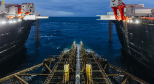 Turkish Stream pokonał już Morze Czarne