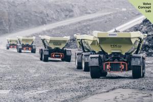 Elektryczny kamieniołom Skanski i Volvo. Prawie zero emisji, zużycie prądu mniejsze o 2/3