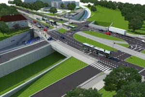 Trasa średnicowa w Szczecinie: Wkrótce ruszy kluczowa dla komunikacji budowa