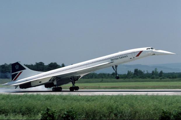 Minęło 15 lat od ostatniego lotu Concorde'a. Kiedy następca?