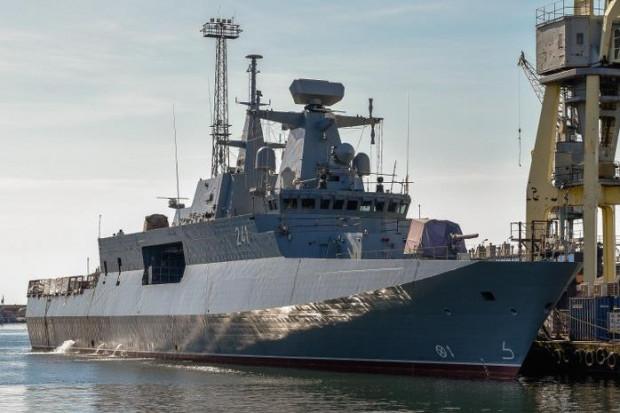 Marynarka Wojenna się rozpada. Co z nowym okrętami?