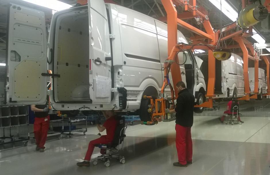 Zdjęcie numer 3 - galeria: Jens Ocksen, Volkswagen Poznań: big data to więcej niż statystyka