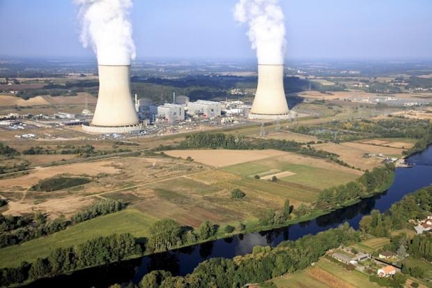 We Francji strajk przeciwko zamykaniu elektrowni węglowych i jądrowych