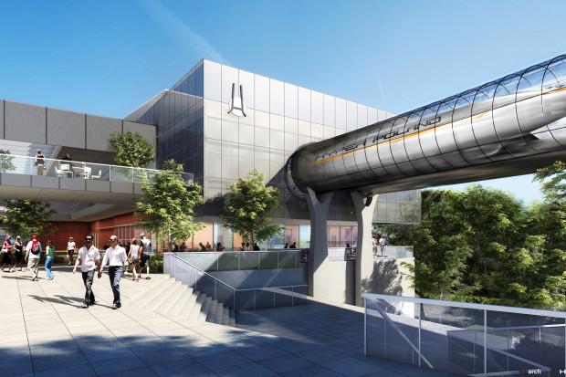 Pierwsze testy polskiego hyperloopa już za rok