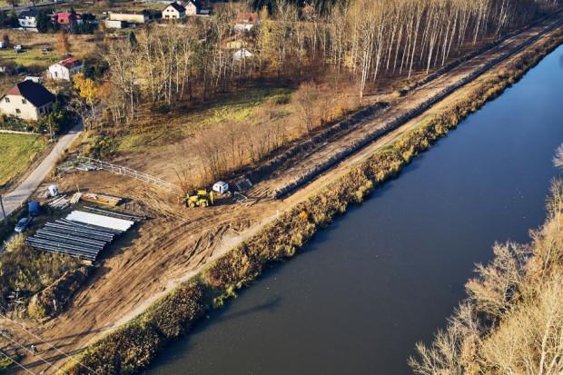 Gazociąg do EC Żerań z kompletem zgód administracyjnych