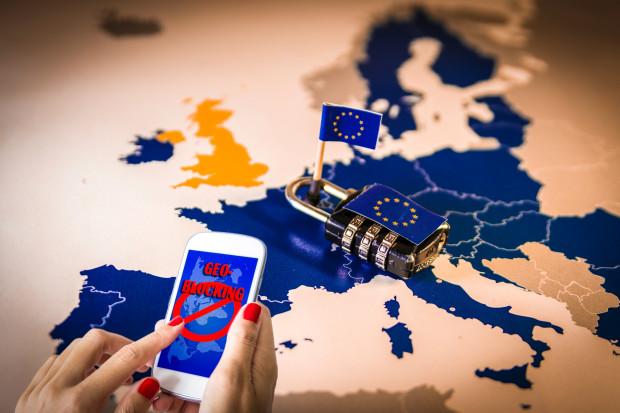 Od poniedziałku w UE koniec z geoblokowaniem w sprzedaży online