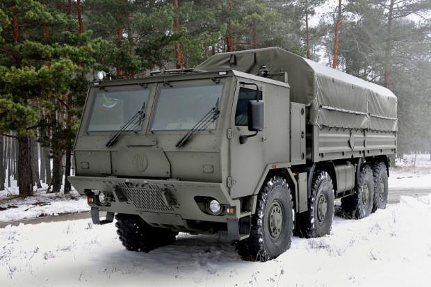 Czeskie wojsko postawiło na czeskie ciężarówki