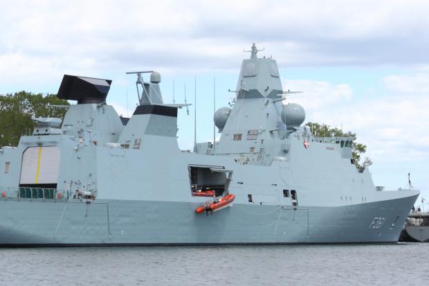 Polskie fregaty przeciwlotnicze z Danii? Kosztowny i niepotrzebny zakup